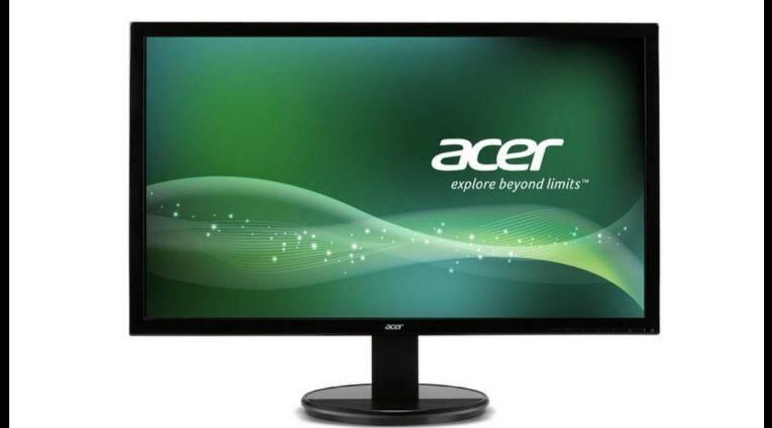 Acer K222HQLBID 21.5 Inch Full HD LCD Monitor £59.99 (Free C&C) @ Argos