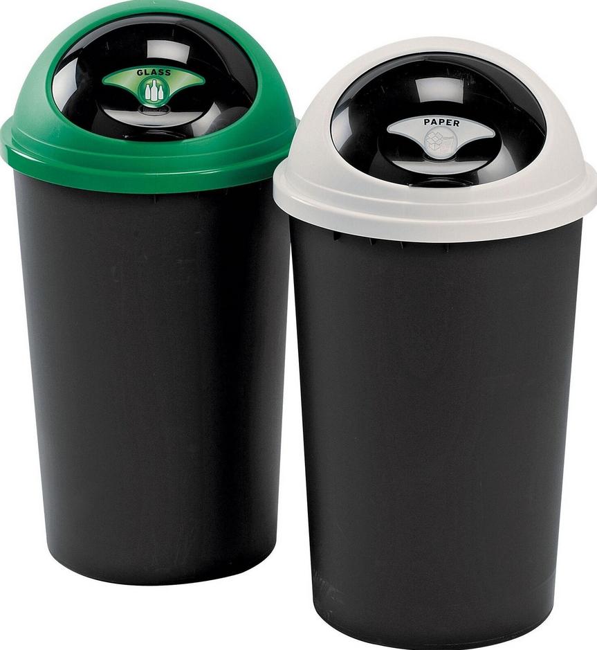 Tontarelli 25 Litre Recycle Bin *Twin Set* - £11.25 + Free Click & Collect @ Argos