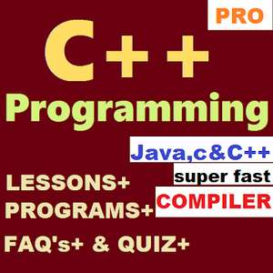 Learn C++ Programming [Compiler pro] (4.7*) , Equalizer FX Pro (4.6*) - Google Play Apps