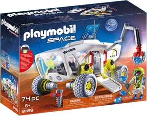 Playmobil Space 9489 Mars Research Vehicle £21.99 at Amazon