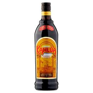 Kahlua Coffee Liqueur 70cl - £11 @ Sainsbury's
