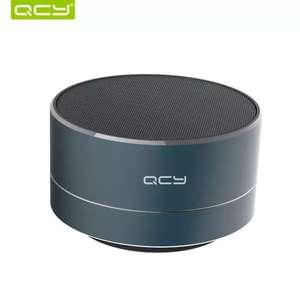 QCY A10/+ Bluetooth Speaker - Subwoofer Sound £10.77 (A10 Model) £13.00 (A10+ Model) @ QCY/Aliexpress