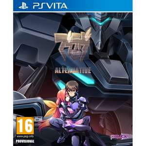 Muv-Luv Alternative (PS Vita) £14.99 / Lego Movie The Videogame Game (PS Vita) £7.99 Delivered @ 365games