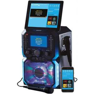 Daewoo Karaoke Sing Machine With LCD Screen £99.99 Delivered at JTF