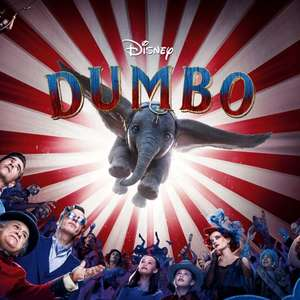 Dumbo (Theatrical Version) / The LEGO Movie 2: The Second Part £1.99 at Amazon Video (Prime Members Rental)