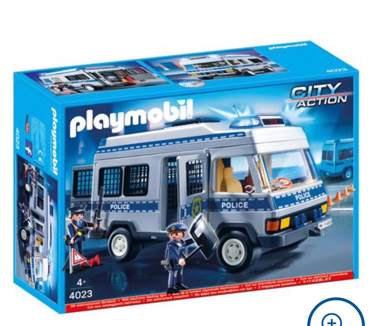 Playmobil Police Van @ Tesco - £20
