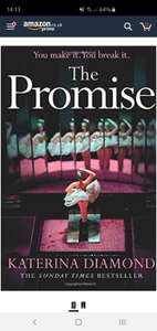 The Promise: The twisty new thriller, guaranteed to keep you up all night only £2.00 (Prime) £4.99 (Non Prime) @ Amazon
