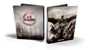 Batman Arkham Collection Steelbook Edition (PS4) £24.99 Delivered @ Monster-Shop