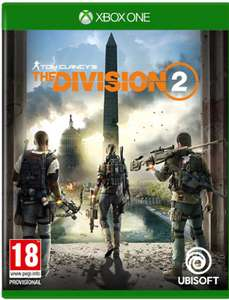 Tom Clancy's The Division 2 [Xbox One] for £12.99/[PS4] for £14.99 Delivered @ MonsterShop