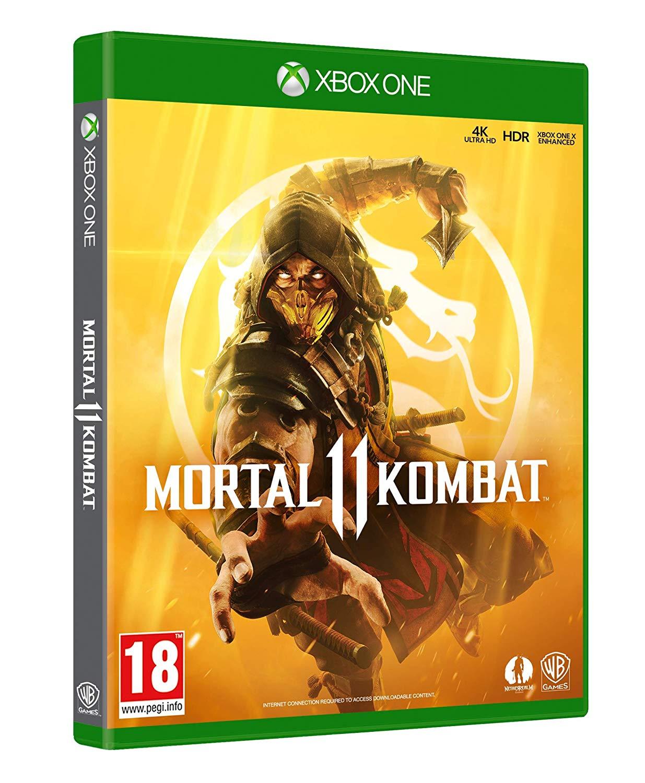 Mortal Kombat 11 (Xbox One) for £22.99 delivered @ Monster-Shop
