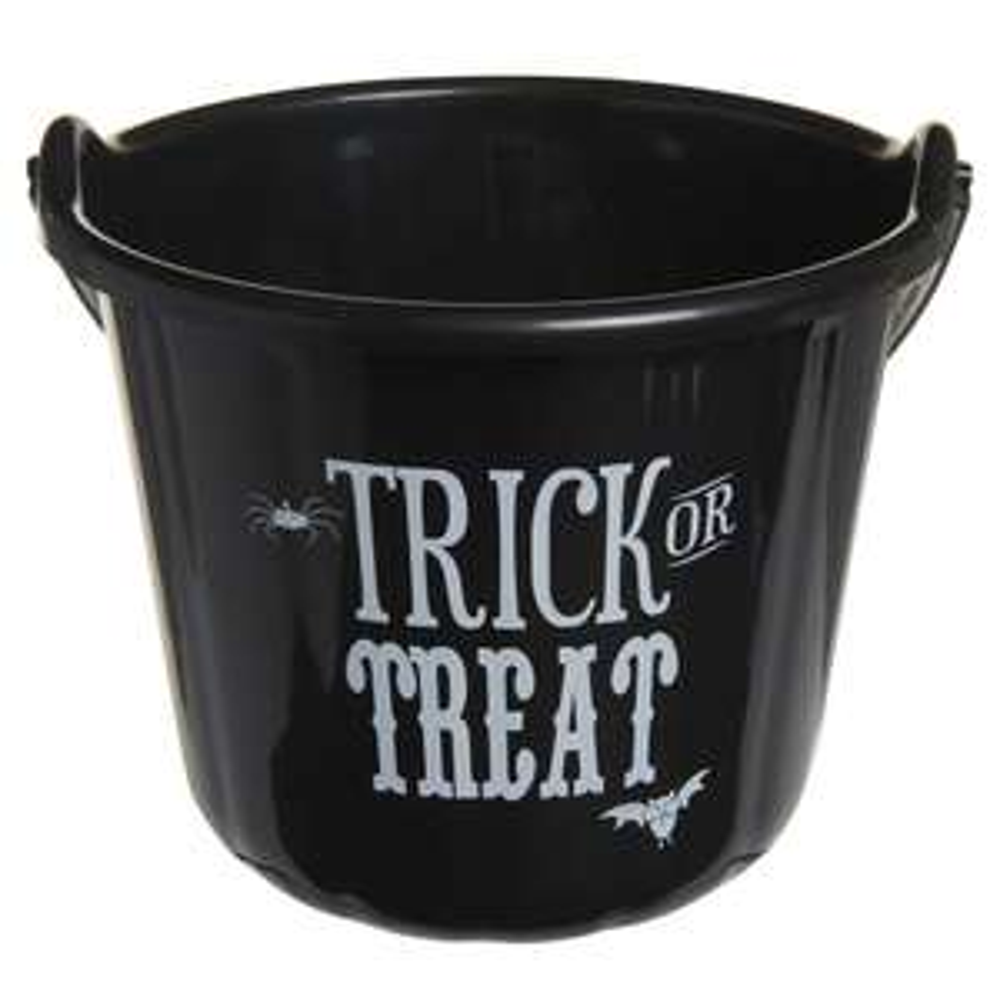 Halloween Treat Bucket just 50p @ Wilko (Add-On Item £20 spend required + £2 C&C)