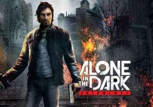Alone in the Dark Anthology (Part 1-3 + 2008 Reboot Steam PC) £1.52 with code @ Gamivo
