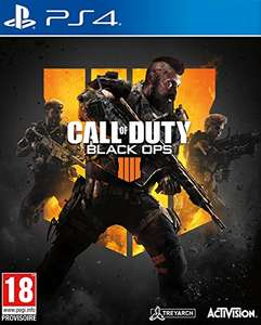 Call of Duty: Black Ops 4 + Calling Card (PS4/XBox One) £12.08 (£10.50 w/fee free card) Delivered @ Amazon France