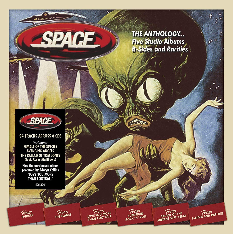 SPACE - Anthology 6 CD Boxset £22.99 @ Amazon