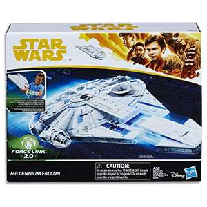 Massive star wars sale on toys e.g. Millennium Falcon - £9 instore @ Westfield Sheppards Bush Entertainer