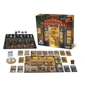Taverns of Tiefenthal Board game £32.25 @ ebay / gameslore
