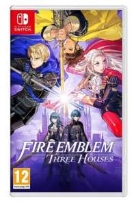Fire Emblem: Three Houses + Collectable Coin - £39.85 @ ShopTo