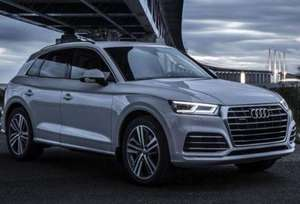 NEW AUDI Q5 (save 24%) 45 TFSI QUATTRO S LINE 5DR S TRONIC [TECH PACK] £35,395 @ Drive the deal