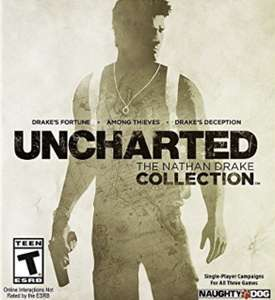 Uncharted: The Nathan Drake Collection (PS4) £9.99 @ PlayStation store