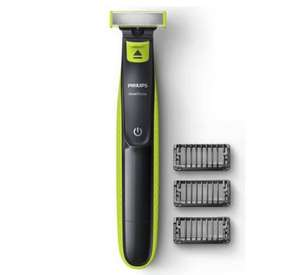 One Blade QP2520 with the Philips 3000 Hygiene Trimmer £28.65 @ Argos