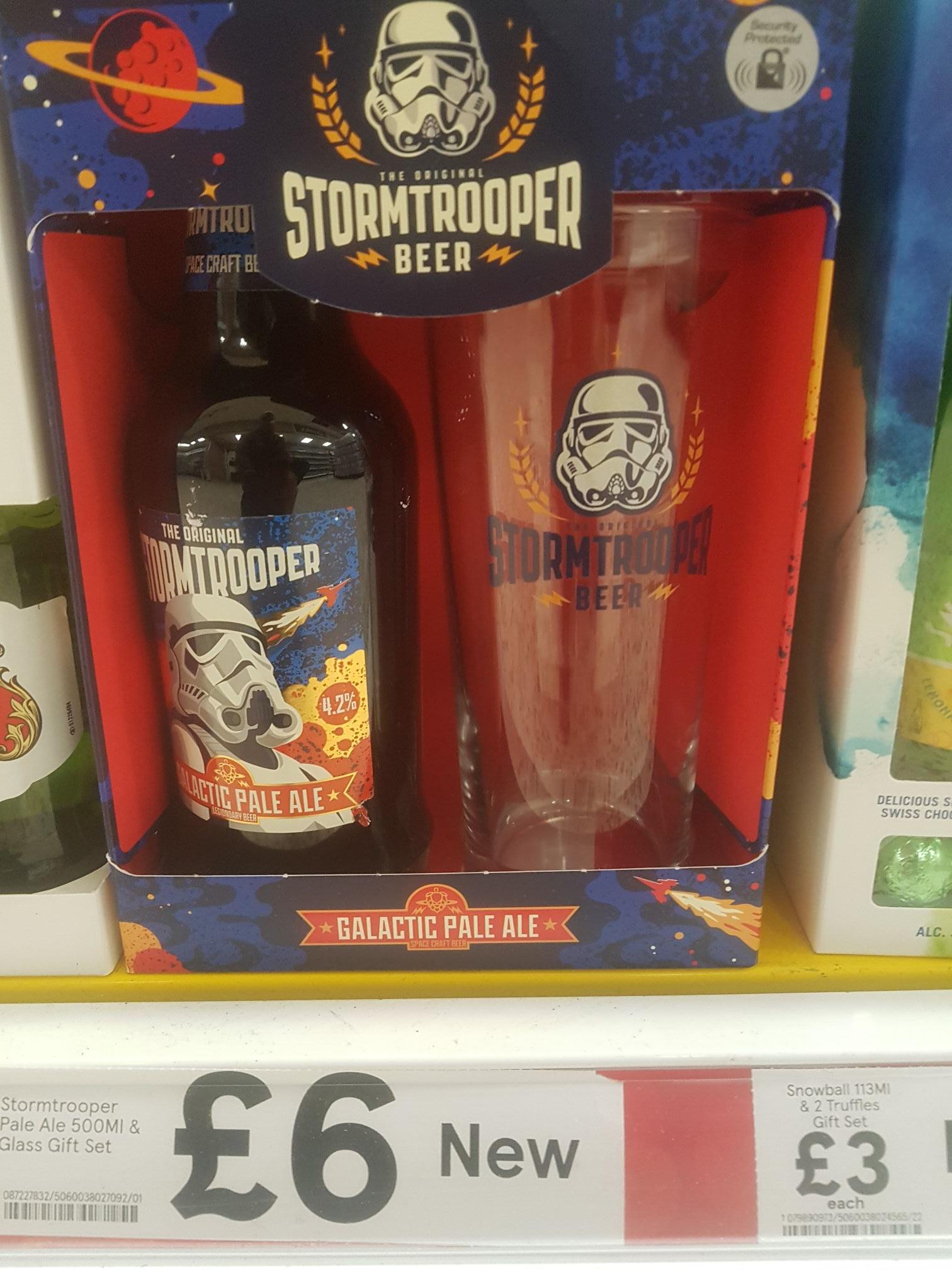 Stormtrooper Beer £6 @ Tesco (Thornton heath)