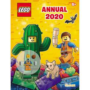 LEGO Icons Annual 2020 £1.99 at The Entertainer