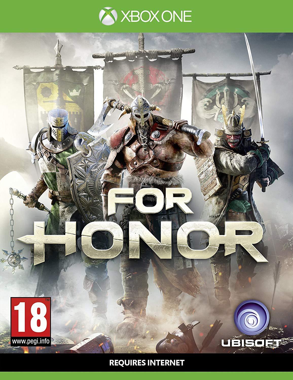 For Honor (Xbox One) - £4.35 @ Amazon Prime (+£2.99 P&P non-Prime)