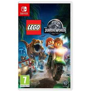 Jurassic Lego World (Switch) £20.95 @ The Game Collection