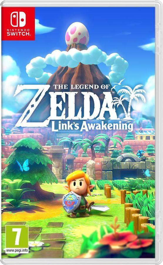 The Legend of Zelda: Link's Awakening + Mario Brothers Keyring £39.85 ShopTo Exclusive