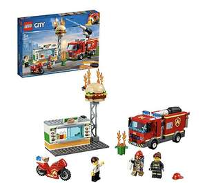 LEGO 60214 City Fire Burger Bar Fire Rescue £12.50 @ Amazon (£16.99 NP)