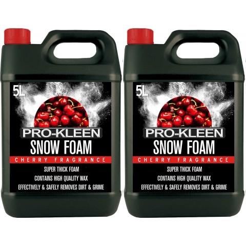 Pro-Kleen Cherry Snow Foam 10L £18.98 at HSD