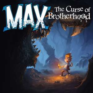 [Nintendo Switch] Max: The Curse of Brotherhood - £5.99 - Nintendo eShop