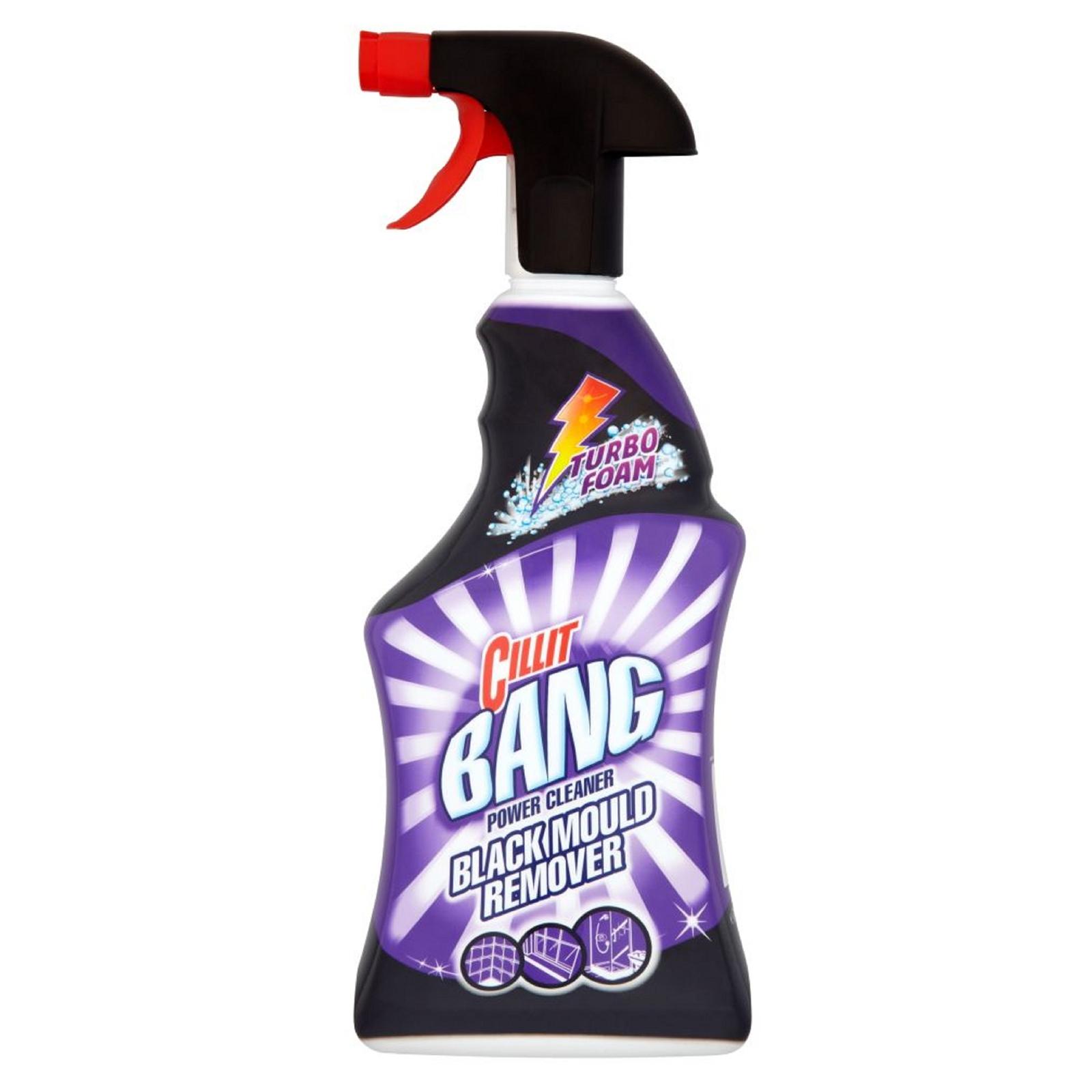 Cillit Bang Power Cleaner Black Mould Remover - 750ml for £1.50 @ Homebase