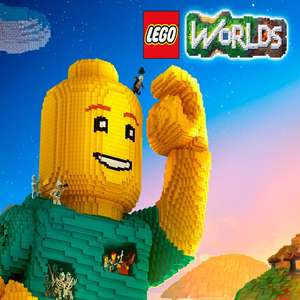 Lego worlds for switch in Nintendo eshop - £12.49
