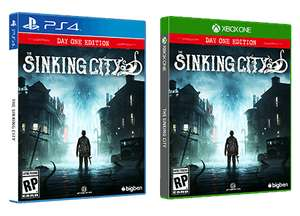 The Sinking City Day One Edition (PS4 / Xbox One) - £26.85 delivered @ ShopTo