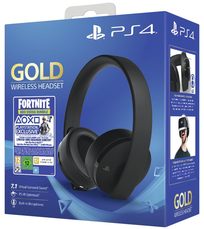 Sony Fortnite Wireless PS4 Headset Bundle £49.99 @ Argos