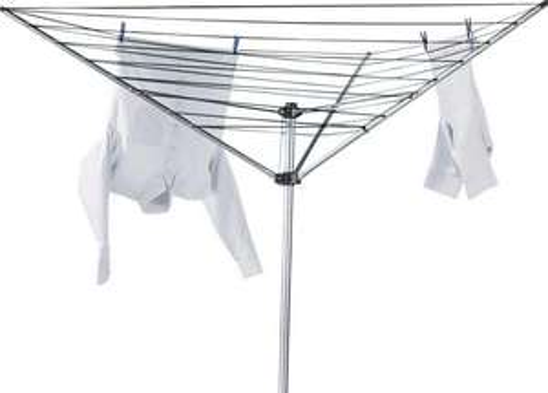 Better Dri 30m 3 Arm Outdoor Washing Line + 2 year Guarantee - £9.75 + Free C&C @ Argos