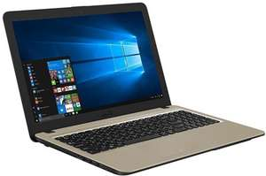 "ASUS Vivobook X540MA-GO231T 15.6"" Laptop for £199.97 delivered @ Box"