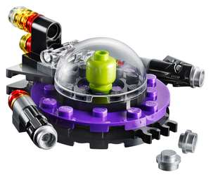 October's Free LEGO Mini Build (Available in-store 4pm-6pm) - LEGO Stores