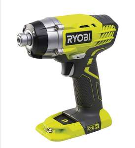 Ryobi 18V One+ Impact Driver (Body Only)  £52.99 @ Amazon