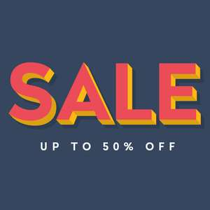 upto 50% off sale + 10% off first order (newsletter sign up) + free delivery and returns @ Farah