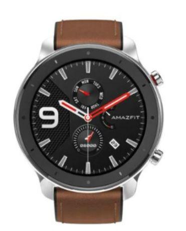 Xiaomi Amazfit GTR 47mm - Stainless Steel Smartwatch £100.99 @ Eglobal Central