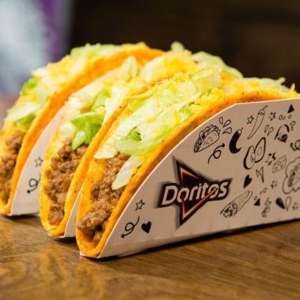 Free Doritos Locos Tacos @ Taco Bell