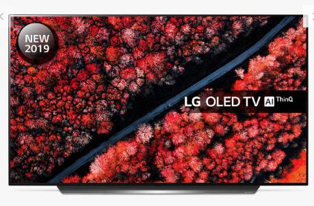 LG OLED55C9PLA (2019) OLED HDR 4K Ultra HD Smart TV - £1499.99 @ John Lewis & Partners