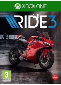 Ride 3 Xbox One - £18.85 delivered @ Base