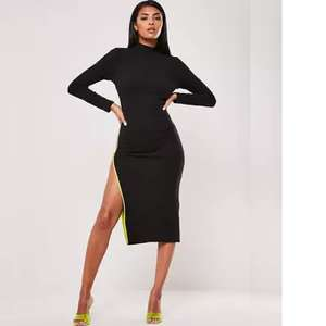 25% off Ribbed Dresses with Voucher Code @ Miss Guided