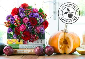 20% off Bouquets with Voucher Code @ Appleyards