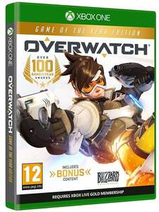 Overwatch - Game of the Year Edition (Xbox One) for £10.79 Delivered @ Go2Games