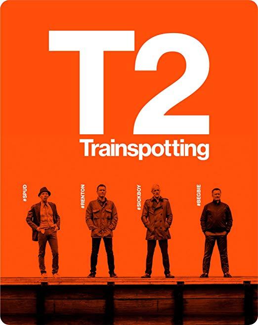 T2 Trainspotting Steelbook Blu-Ray - £4.99 (Prime) £7.98 (Non Prime) @ Amazon
