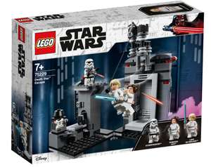 Lego Star Wars - Death Star escape £10  Tesco In-store Broughton - North Wales